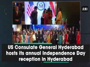 US Consulate General Hyderabad hosts its annual Independence Day reception in Hyderabad [Video]