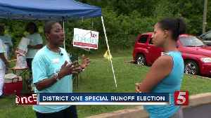 Special Runoff Election Held For Metro Council District One [Video]