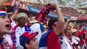 Panama fans have enjoyed every minute of their first World Cup experience. [Video]
