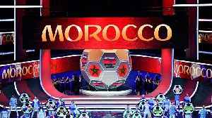 Morocco officially unveil 2026 World Cup bid [Sport] [Video]