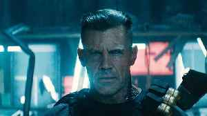 Josh Brolin Looking Forward to Playing Cable In 'X-Force' Movie [Video]