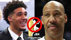 LiAngelo Ball SHADES LaVar Ball, Playing in JBA Would Be A