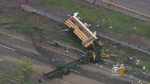 Call For New Laws After Deadly School Bus Crash [Video]