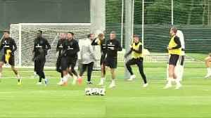 England train without Loftus-Cheek and Delphi ahead of World Cup knockout stage [Video]