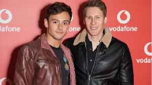 Diver Tom Daley And Dustin Lance Black Welcome New Son [Video]