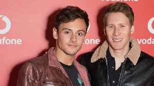 Tom Daley And Dustin Lance Black Share Photos Of Newborn Baby Boy [Video]