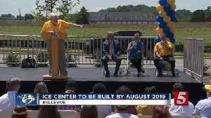 Ice Center To Be Built By August 2019 [Video]