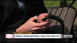 UNLV professor says checking email at home could impact health [Video]