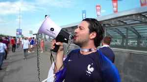 News video: France victory delights fans, Argentines angry as they exit World Cup