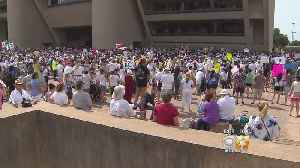 North Texans March To Protest Family Separations At Border [Video]