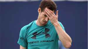 Two-Time Champ Andy Murray Withdraws From Wimbledon [Video]