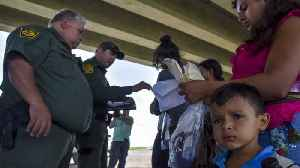 'You come risking everything': Migrants detained at the U.S. southern border [Video]