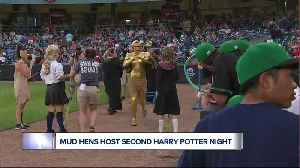 Toledo Mud Hens hold second annual Harry Potter night [Video]
