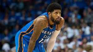 Report: Paul George Has Committed to Re-Sign With Thunder for Four-Year Max Deal [Video]