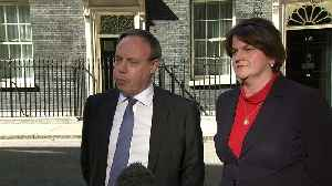 DUP insists there will be no border down the Irish sea [Video]