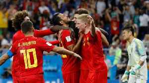 Belgium Rallies Past Japan In Thrilling World Cup Match [Video]