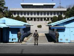 US and North Korea Officials Continue Negotiations In The DMZ [Video]