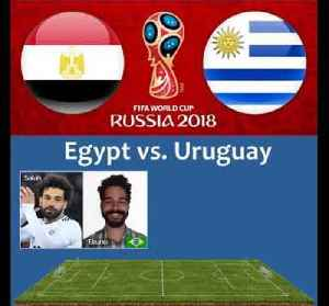 - World Cup Match Of The Day - Egypt vs Uruguay [Video]