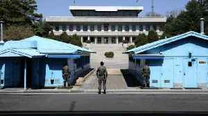 US and North Korea Officials Met for Talks in the DMZ [Video]
