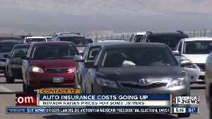 Nevada raises auto insurance prices for some drivers [Video]