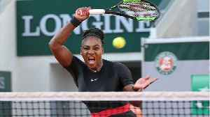 Serena Wins Wimbledon For First Time As Mom [Video]
