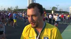 Fans thrilled as Brazil reach World Cup quarter-final [Video]