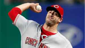Matt Harvey Is Throwing Hard For The Cincinnati Reds [Video]