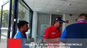 India Will Be On The Podium This World Cup Believes Harendra [Video]
