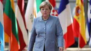 German Chancellor Angela Merkel Agrees To Build Migrant Border Camps [Video]