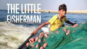 Gaza's youngest fisherman [Video]