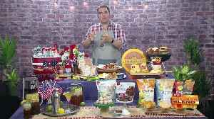 Kick Up Your Fourth of July Food and Drink [Video]