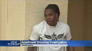 Birthday Party Shooting Wounds Rapper In South Sacramento [Video]
