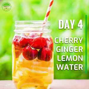 5 day fat-burning detox water challenge [Video]