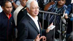 Former Malaysian PM Arrested By Anti-Corruption Authorities [Video]