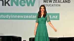 Kriti Sanon Announced As First Indian Brand Ambassador Of Education New Zealand [Video]