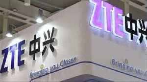 ZTE given temporary reprieve from U.S. [Video]