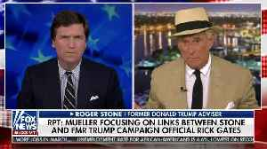 Roger Stone calls Mueller probe based on 'left wing conpiracy' [Video]