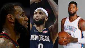 NBA free agency, surprises and upsets [Video]