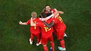 Belgium Rallies To Stun Japan In World Cup Round Of 16 [Video]