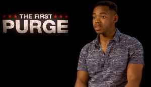 British actor Jovian Wade thinks there are more stories of ethnicity to tell from the UK [Video]
