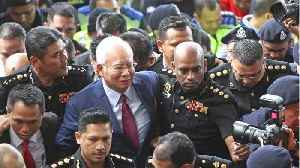 Malaysia's Ex-PM Najib Pleads Not Guilty To Corruption [Video]
