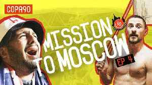 This is the Beautiful Game | Mission to Moscow Final with pumafootball [Video]
