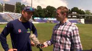 How are the new team member fitting in at Glamorgan? [Video]