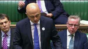 Savid Javid updates Parliament on Amesbury poisoning [Video]