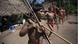 Amazon Tribe Threatened By Measles Outbreak [Video]