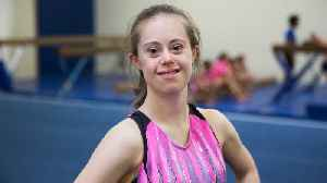 Gymnast With Down Syndrome Defies Doctors | BORN DIFFERENT [Video]