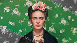 Frida Kahlo Will Never Die [Video]