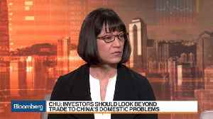 China Economy 'So Addicted to Credit,' Autonomous Research's Chu Says [Video]