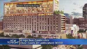 Kings Suing Downtown Commons Tower Contractor For Cost Overrun [Video]