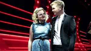 'American Idol' Stars Caleb Lee Hutchinson and Maddie Poppe Share Relationship Update (Exclusive) [Video]